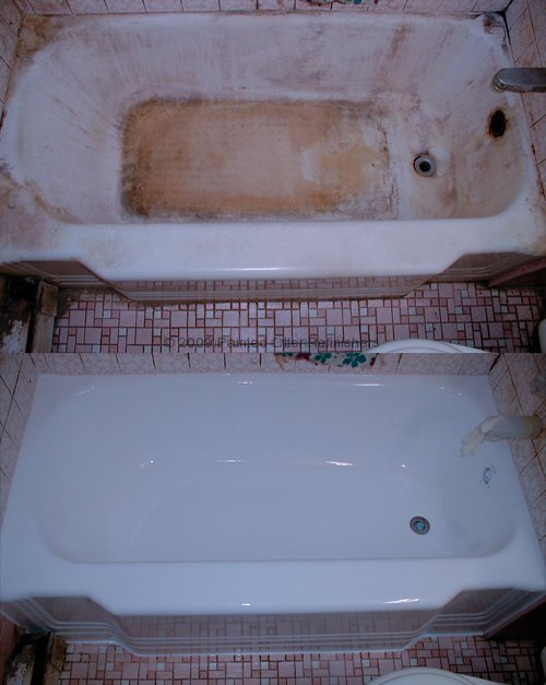 Before & After « Bathtub Refinishing – Tile Reglazing – Sinks ...