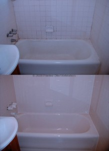 Bathtub Refinishing Tile Reglazing White Plains, New York Westchester County